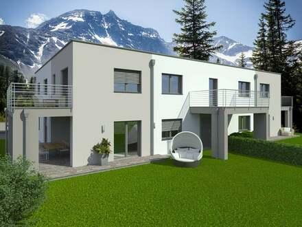 Wohnhaus mit Blick zum Sonnblick