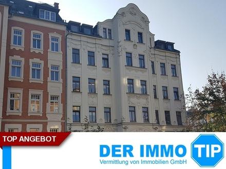 Vermietete 2-Raum Eigentumswohnung mit EBK zum Kauf in Altchemnitz