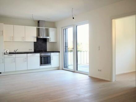 Nonntal-Gneis: Traumhafte 2-Zimmer Wohnung mit Balkon