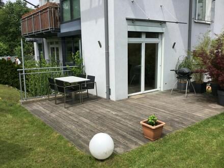 5-Zimmer Garten-Maisonette (provisionsfrei ohne Makler!)