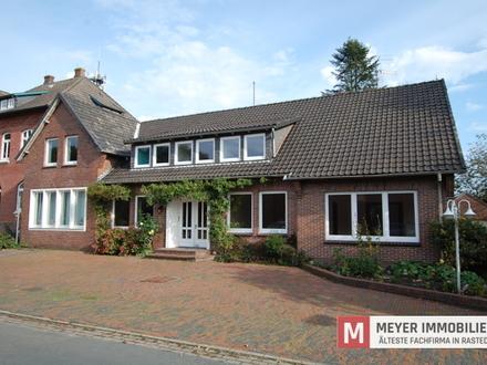 Ehemaliges Wohn- u. Geschäftshaus in Jaderberg zu verkaufen (Objekt-Nr.: 5935)