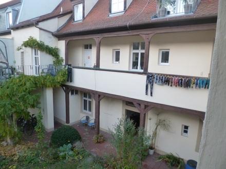 schöne und ruhige 2-Zimmerwohnung in der Altstadt