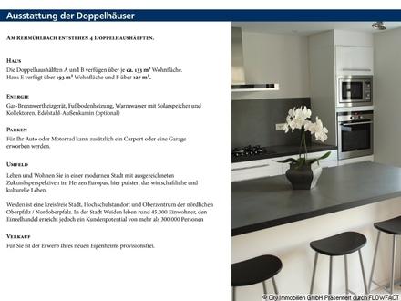 Komfortable Doppelhaushälfte in naturnaher Lage!