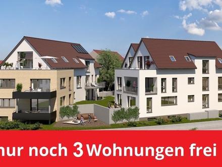 Moderne Mehrfamilienhäuser in zentrumsnaher Lage