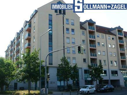 Für Ab 60 Jahre! 3-Zimmer-Seniorenwohnung mit Betreuungsangebot - Nürnberg-City