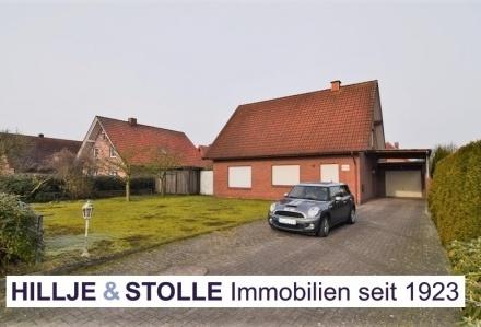 Modernes und geräumiges Einfamilienhaus in ruhiger Lage in Wardenburg - Achternmeer!