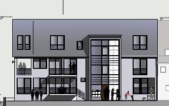 Langenargen - Erstbezug: 2-Zimmer Dach-Whg. mit Einbauküche - 40 Meter zum See