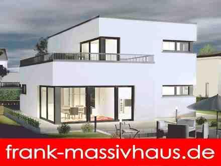 FAVORIT Massivhaus im Bauhausstil