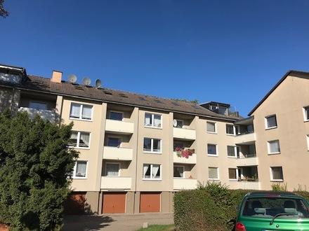 Sanierte 3-Zimmer-Wohnung, idealer Grundriss+Balkon mit bester Ausrichtung nach S/W, solide Rendite