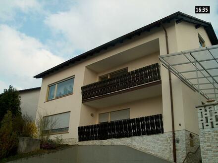 Hausen: 3 Zimmer Erdgeschosswohnung