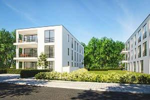 Neue, attraktive Eigentumswohnungen in ländlicher Wohnlage