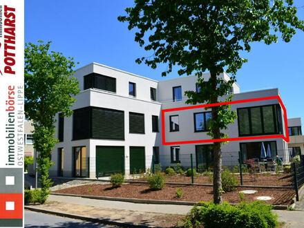 Barrierefreie 3-Zimmer-Neubauwohnung in gefragter Wohnlage!