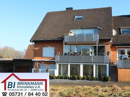 Löhne Gohfeld - gemütliche Obergeschosswohnung in einem gepflegten Haus!