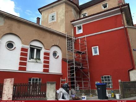 ..mit Neuer Fasade..