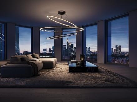 Spektakuläre Blicke und luxuriöses Wohnen // Moderne 3-Zimmer-Wohnung