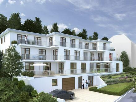 F.M. Zinshaus - Neubau Bergterrassen-Wohnanlage [KfW 55] in Traumlage