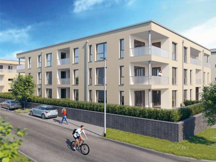 4-Zimmer-Neubauwohnung in Holzgerlingen-Dörnach
