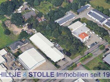Großzügige und vielseitig nutzbare Gewerbehalle in Oldenburg - Tweelbäke!
