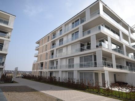 Geschmackvolle Neubau-Wohnung mit Terrasse in unmittelbarer Nähe zur Weser