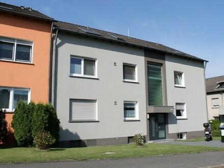 Schöne ETW mit Balkon + Garage - zusätzl. 50 m² Nutzfläche im Souterrainbereich - Dortmund-Rahm/Jungferntal