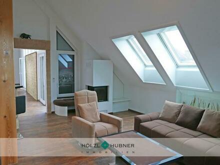 Moderne 4-Zimmer Penthouse Wohnung
