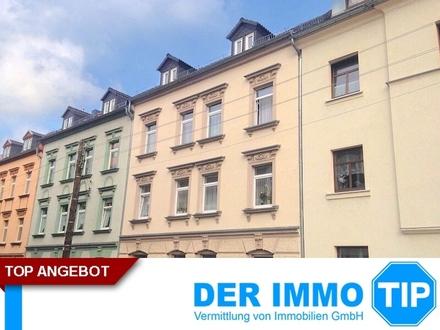 3-Familienhaus mit Ausbaureserve und Mieteinnahmen in Glauchau