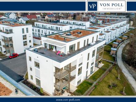 """""""Besser gehts nicht""""! Bestens ausgestattetes Penthouse in Landshut-West"""