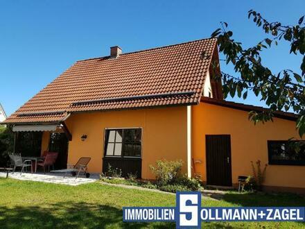 Gepflegtes Einfamilienhaus in kinderfreundlicher, grüner Wohnlage von Altdorf zu verkaufen!