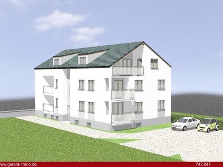 Moderne Neubauwohnung im Herzen von Schifferstadt!