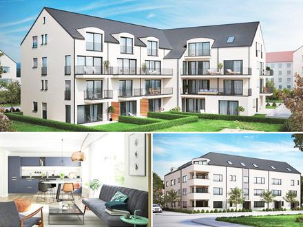Top Neubauwohnungen in Ingolstadt / Augustinviertel