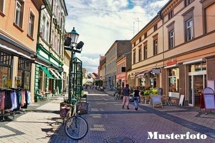 Zwangsversteigerung Einzelhandel, Mittelstraße in Laupheim