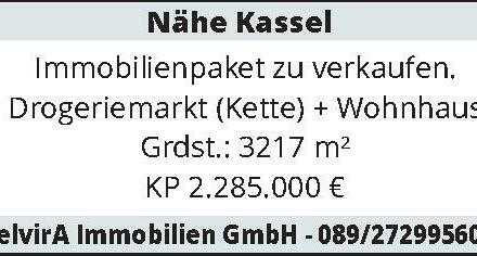 Nähe Kassel Immobilienpaket