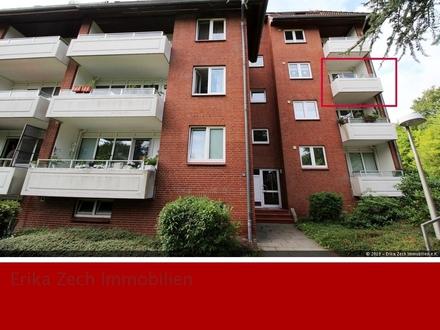 Freistehende 1-Zimmer-Wohnung - auch als Kapitalanlge- in 24937 Flensburg