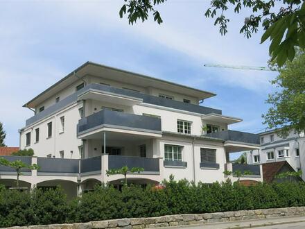 Exklusives Wohnen vor den Toren der Lindauer Insel