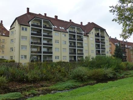 Gepflegte 3-Zimmer-Wohnung im Stadtzentrum von Bayreuth – nahe des Rotmain-Centers