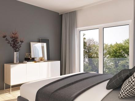 1-Zimmer-Gartenwohnung