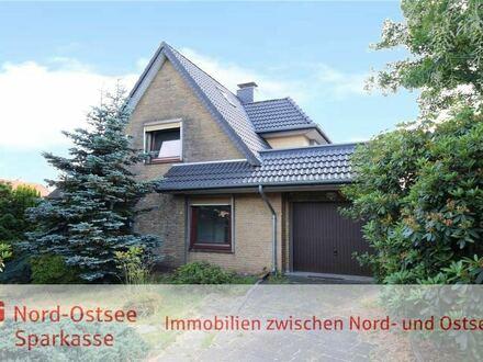 Teilmodernisiertes und unterkellertes Wohnhaus vor den Toren Flensburgs!