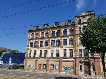 Solitäres Einzel-Denkmal im Industrie-/Loftcharakter