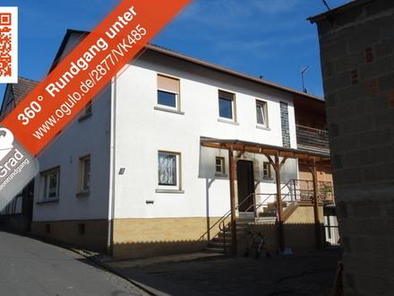 Haus mit viel Potenzial !!! im Fischbachtal Niedernhausen