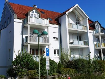 Dachgeschoss-Wohnung in TOP-Lage