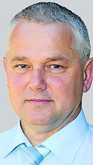 Ortsbürgermeister Siegfried Berndt