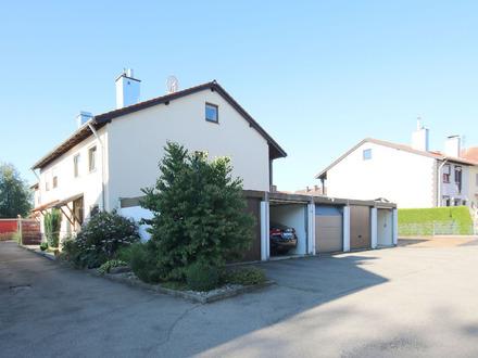 Ihr neues Zuhause - sonnig gelegen, mit Terrasse und kleinem Garten.