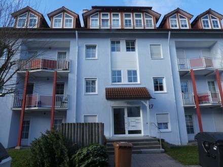 *RESERVERVIERT* Kapitalanlage: Gut vermietete 2 Zimmerwohnung mit Balkon in Crailsheim