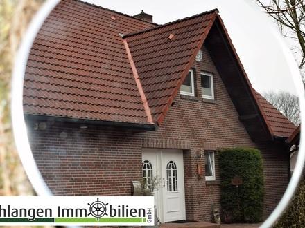 Objekt Nr. 19/811 Seemannsort Barßel - Traumhafte Immobilie mit D-Garage im OT Harkebrügge