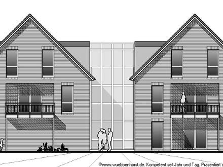 Exklusives Baugrundstück mit genehmigtem Bauvorbescheid (8-Familienhaus)