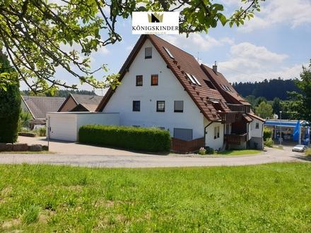 Kapitalanlage: Gemütliche 2-Zimmer-Wohnung in grüner, zentraler Lage in Oberreichenbach