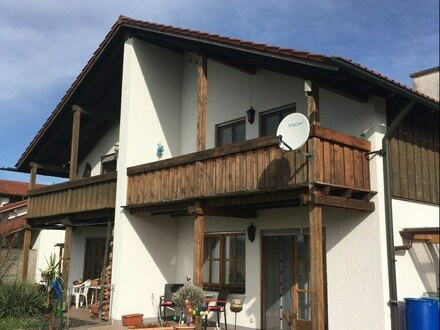 Doppelhaushälfte in Tüssling