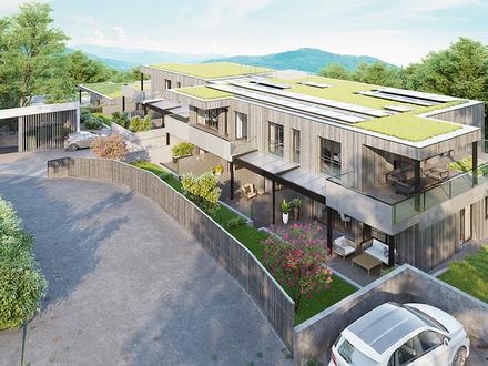 Graz, Ruckerlberg: Maisonette-Wohnung mit 2 Terrassen und Garten in Bestlage!