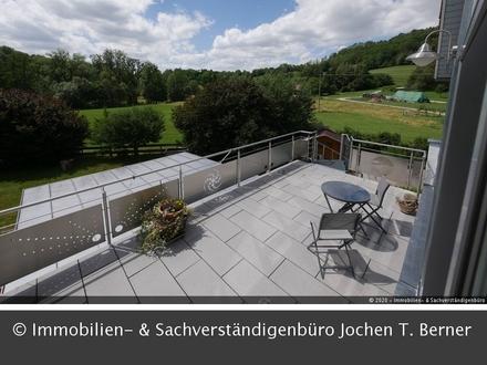 Super sonnige 4,5 Zi. Wohnung in Teilort von Vellberg