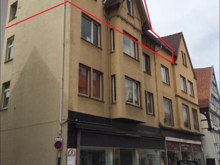 Wohnung mit 125m² zu vermieten in der Innenstadt von Bad Salzuflen -Fußgängerzone-